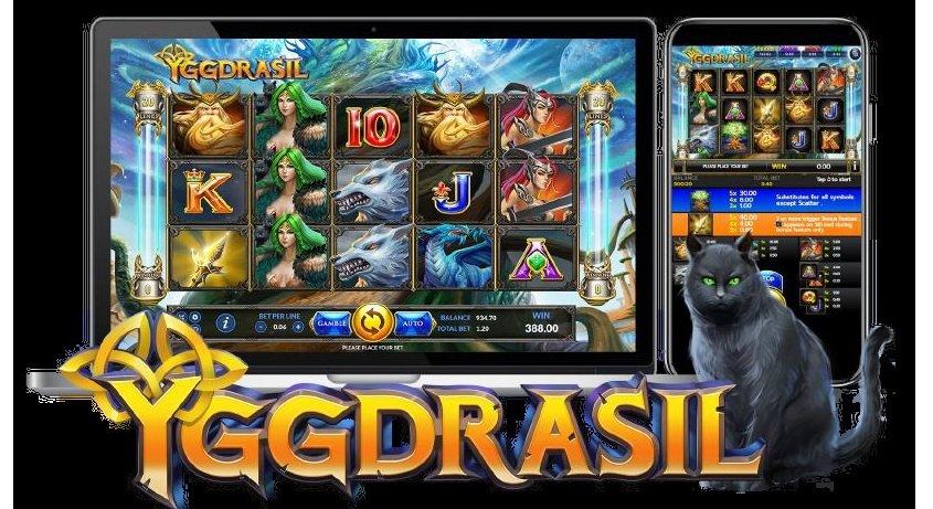 YGGDRASIL – Provider Slot Online dalam Memberikan Perform Terbaik